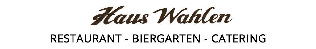 Haus Wahlen Krefeld Biergarten Restaurant Eventlocation Betriebsfeier Betriebsfest Weihnachtsfeier